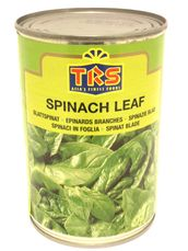 Spinach leaf 380g TRS - Muut - 5017689013950 - 1