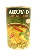 Canned green curry 400g Aroy-D - Muut - 016229008611 - 1