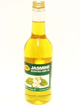 Jasmine oil 500ml KTC - Oils - 5013635483501 - 1