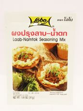 Laab namtok seasoning mix 30g Lobo - Others - 8850030111762