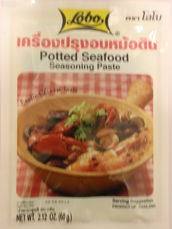 Potted seafood seasoning paste 60g Lobo - Others - 8850030112363 - 1