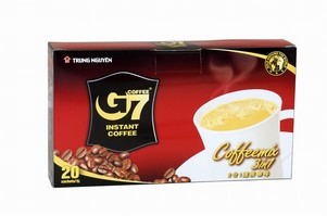 G7 instant coffee 3in1 320g Trung Nguyen - Coffee - 8935024143353 - 1