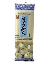 Japanese style noodle Somen 453g  A+ - other vermicelli - 8809059290064