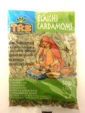 Elaichi cardamoms green 50g TRS - Others - 5017689008284
