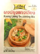 Kaang lieng seasoning mix 30g Lobo - Powders - 8850030161804
