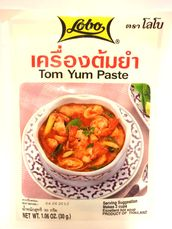 Tom yum paste 30g Lobo - Others - 8850030116064
