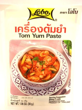 Tom yum paste 30g Lobo - Others - 8850030116064 - 1