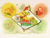 Assorted flavour pudding 100gx6 Ego - Snacks - 029173090915 - 1