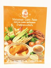 Matsaman curry paste 50g Cock - Others - 084909009005 - 1