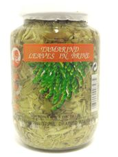 Tamarind leaves in brine 454g Cock - Muut - 084909003485