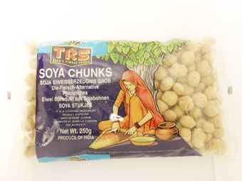 Soya chunks 250g TRS - Others - 5017689040895 - 1