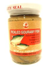Pickled gouramy fish 227g Cock - Fishery - 084909003256