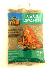 Ajwain lovage seed 100g TRS - Whole - 5017689010706 - 1