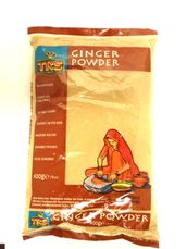Ginger powder 400g TRS - Powders - 5017689006266 - 1