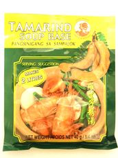 Tamarind soup base mix 40g Cock - Powders - 084909014146 - 1
