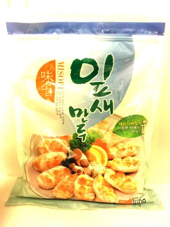 Fried dumpling 810g Misori - Other frozen products - 8803147102796 - 1