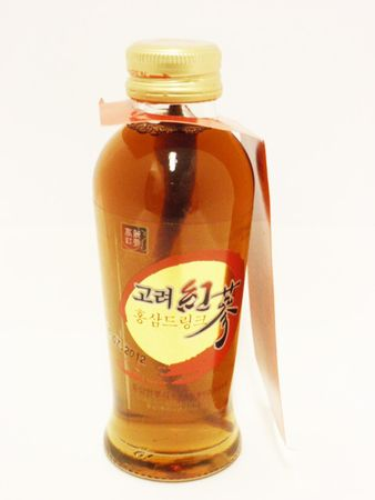 Red ginseng root drink 120ml - Others - 8802795603846 - 1
