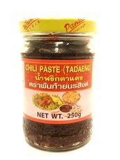 Chilli paste tadaeng 250g Pantai - Chilli sauces - 8850058007177 - 1