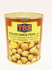 Boiled chick peas in brine 800g TRS - Others - 5017689034917 - 1