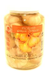 Pickled garlic  (whole) 454g Cock - Muut - 084909002037