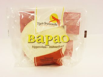 Bapao steamed asian bead chicken 120g - Other frozen products - 8712641000777 - 1