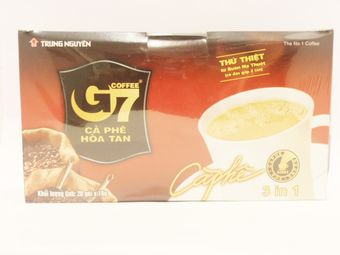 Coffee G7 20 x 16g Trung Nguyen - Coffee - 8935024123287 - 1