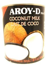 Coconut milk 2900ml Aroy-D - Coconut - 016229002558 - 1