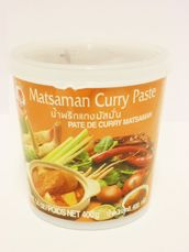 Matsaman curry paste 400g Cock - Others - 084909001948 - 1