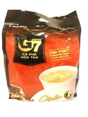 G7 coffee 3in1 12 x 16g Trung Nguyen - Coffee - 8935024123348 - 1