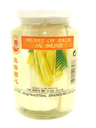 Heart of palm in brine 454g Cock - Fruits - 084909003478 - 1