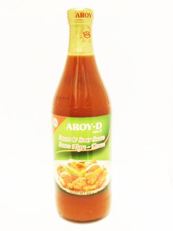 Sweet & sour sauce 720ml Aroy-D - Other sauces - 016229906948 - 1