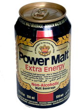 Power malt extra energy 330ml - Others - 008361003449 - 2