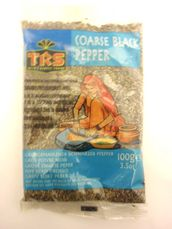 Coarse black pepper 100g TRS - Powders - 5017689010669