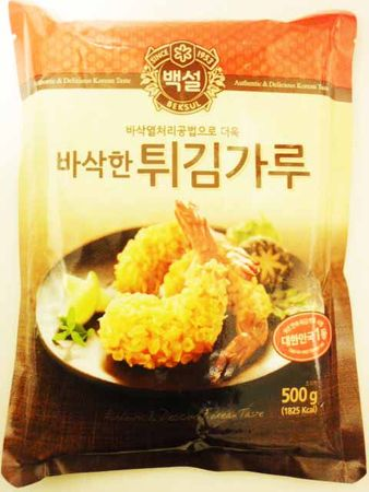 Frying mix 500g Pre-Mix - Mixed - 8801007150369 - 1