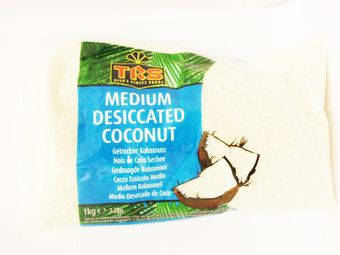 Medium desiccated coconut 1kg TRS - Other dried products - 5017689018719 - 1