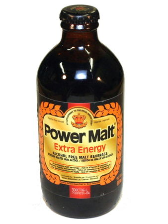 Power malt 330ml bottle - Others - 008361003579 - 2