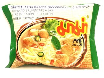 Chand clear soup 55g Mama - Instant noodles - 8850987201059 - 1