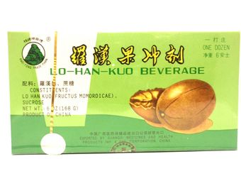 Lo-Han -Kuo beverage 168g Kwei Feng - Others - 6901482849689 - 1